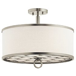 Melrose Pendant / Semi Flush Ceiling Light