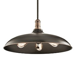 Cobson 3 Light Pendant Light