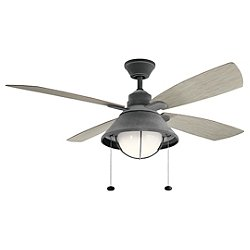 Seaside LED Ceiling Fan