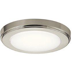 Zeo Round LED Flush Mount Ceiling Light