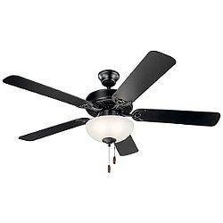 """Basics Select 52"""" Ceiling Fan"""