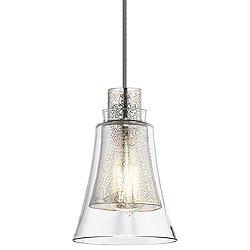 Evie 43629 1 Light Mini Pendant Light