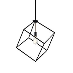 Cartone 1 Light Pendant Light