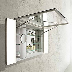 Edition 11 Mirror Cabinet With Lift-Up Door