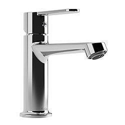 Oze Single Hole Lavatory Faucet with Push Drain