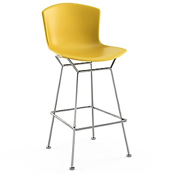 Shown in Yellow with Polished Chrome base finish