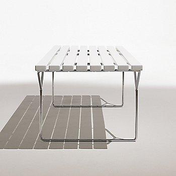 Shown in Chrome/White