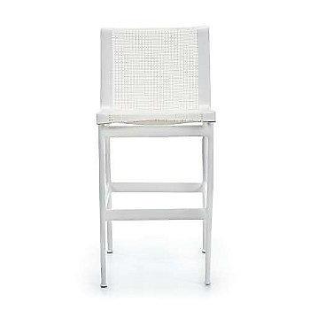 Shown in White with White Frame finish