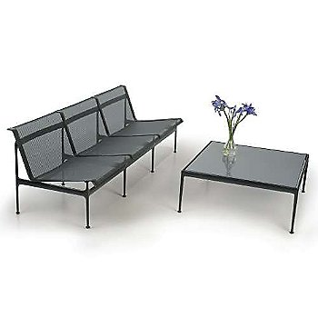 Shown in Light Bronze fabric with Bronze finish