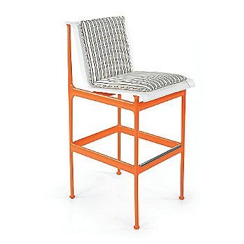 Upholstered Pad with 1966 Collection Barstool