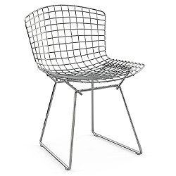 Bertoia Side Chair, Unupholstered