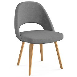 Saarinen Executive Chair with Wood Leg