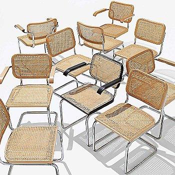 Cesca Cane Chair collection