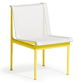 Shown in White with Yellow frame