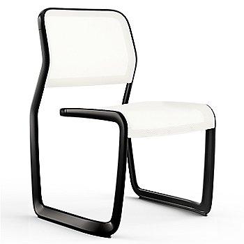 Warm White fabric / Black frame
