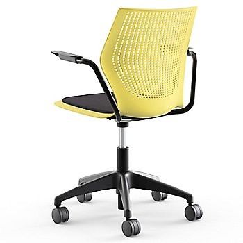 Yellow with Storm Cushion / Arms