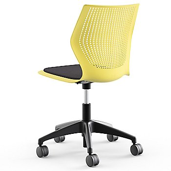 Yellow with Storm Cushion / Armless