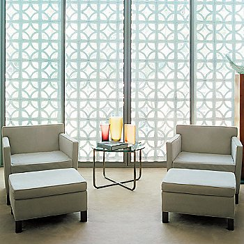Shown with Krefeld Lounge Chairs