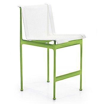 Lime Green Frame / White Mesh / White Strap