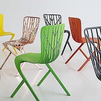 Washington Skeleton and Skin Chairs