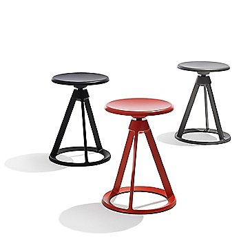 Piton Fixed Height Stool, Outdoor collection