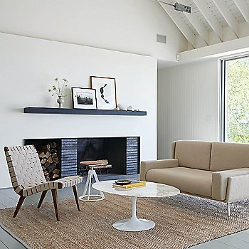 In use - living room setting