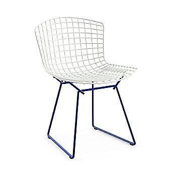 Bertoia Two-Tone Side Chair with Albini Desk