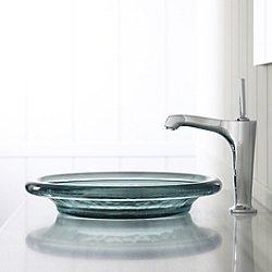 Spun Glass Sink
