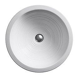 Twirl Design on Camber Undermount Sink