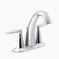 Alteo Centerset Sink Faucet