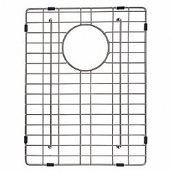 Stainless Steel Bottom Rectangle Sink Grid