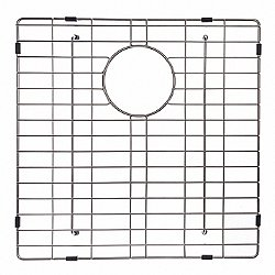 Stainless Steel Bottom Sink Grid - Square