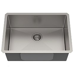 Standart PRO Undermount Kitchen Sink with NoiseDefend Soundproofing