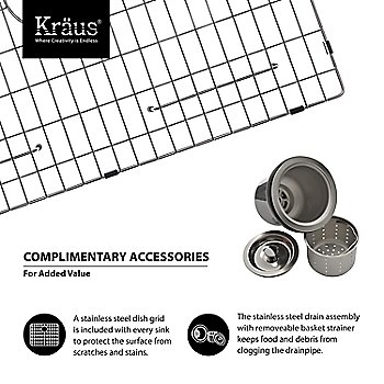 Complimentary Accessories