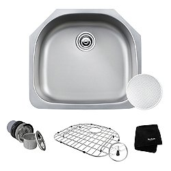Outlast Microshield Single Bowl Undermount Kitchen Sink KBU10E