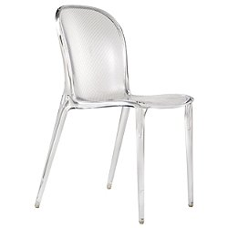 Thayla Chair (Transparent) - OPEN BOX RETURN