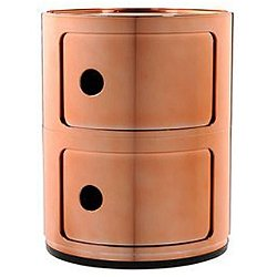 Precious Componibili, Round (Copp/2)-OPEN BOX