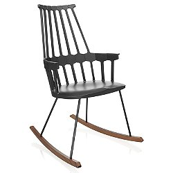 Comback Rocking Chair (Black) - OPEN BOX RETURN