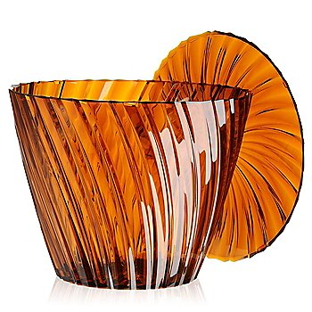 Shown in Amber