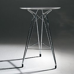Diamond Bar Table