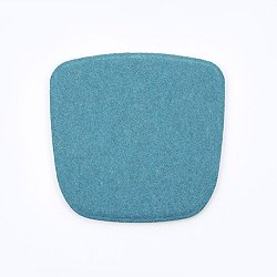 Dimple Chair Arm Shell Seat Pad