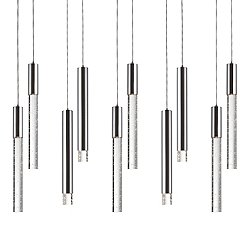 MP7710 LED 10-Light Linear Suspension Light
