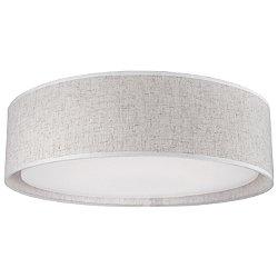Dalton LED Flush Mount Ceiling Light (Beige/16-Inch) - OPEN BOX RETURN