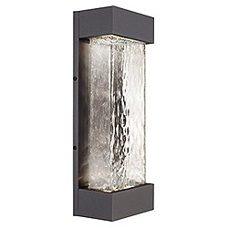 Moondew LED Outdoor Wall Sconce (Large) - OPEN BOX RETURN