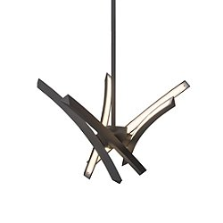 Kattari Outdoor LED Chandelier