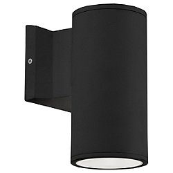 EW310 LED Outdoor Wall Sconce (Black/5.5 In)-OPEN BOX RETURN