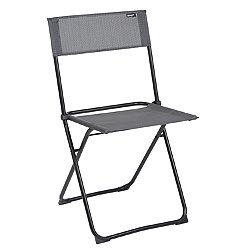 Anytime Folding Chair, Set of 2 - Black Frame