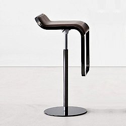 LEM Height Adjustable Bar Stool