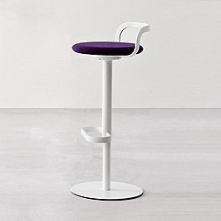 MAK Swivel Stool, Height Adjustable