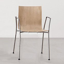 Thin Dining Chair With Arms